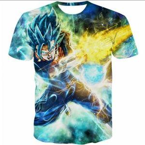 ❣HP❣Dragon Ball Z 🐉Blue Shirt